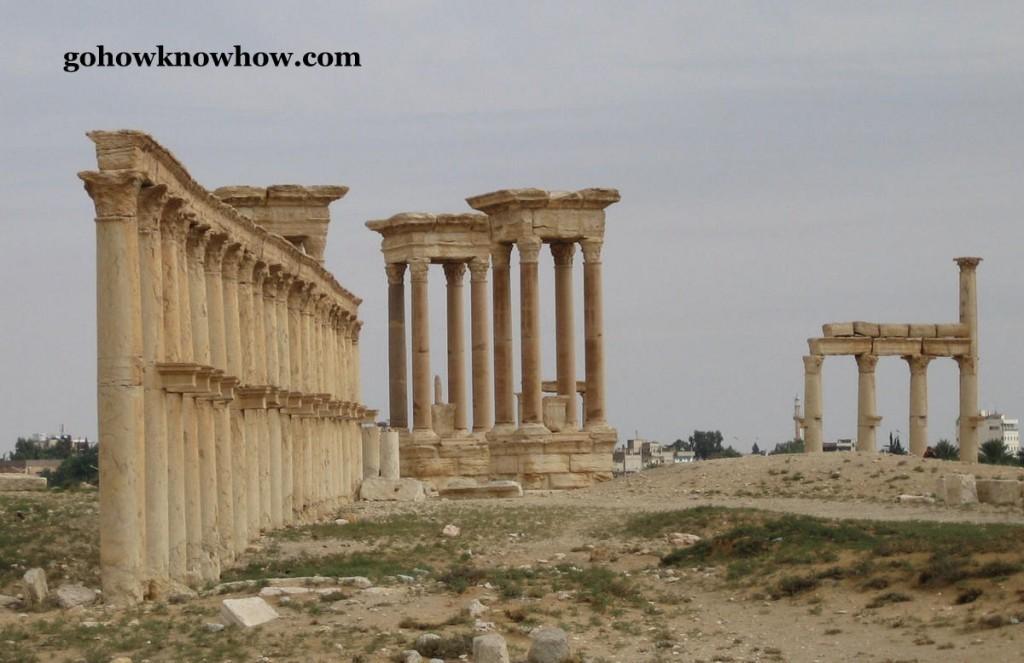 Syria, Tadmor, Palmyra