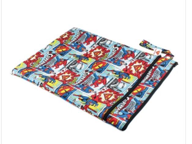 DC comics bag