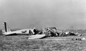 Boeing Model 299 crash