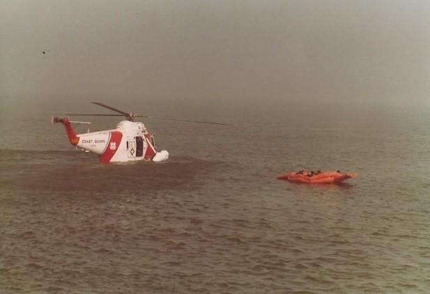 CGNR1426 on duty in Houston