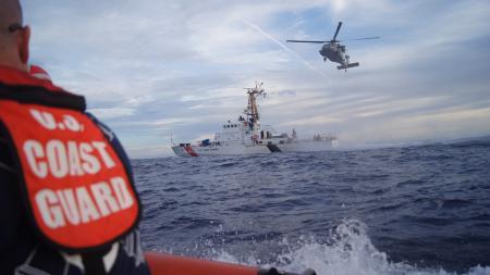 coast guard cutter