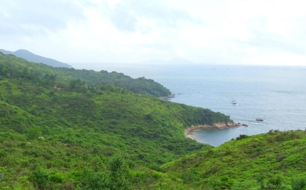 View from Lamma Island walk