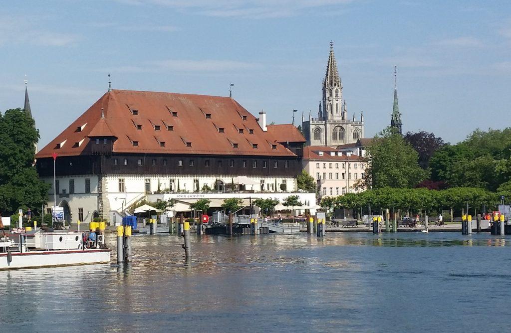 Konzil Gasstatten on Lake Constance