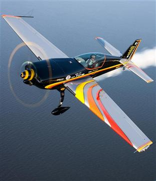Patty Wagstaff flying 2