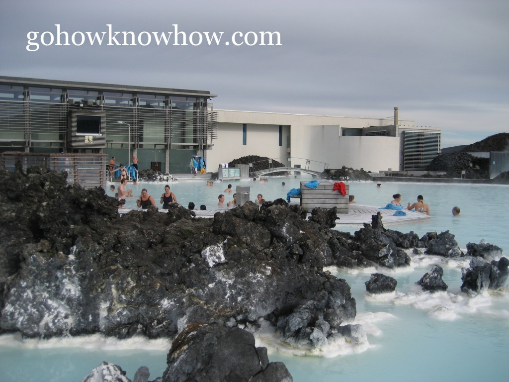 Paradise found at the Blue Lagoon