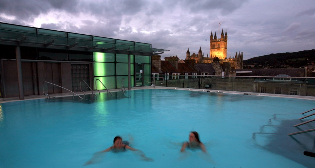 Photo by Matt Cardy courtesy Thermae Spa