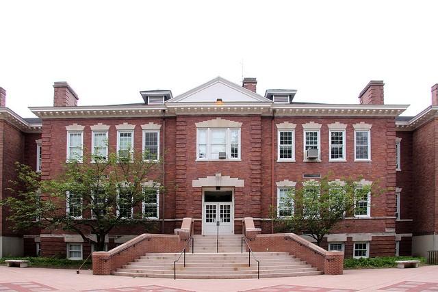 Old Greenwich Elementary school