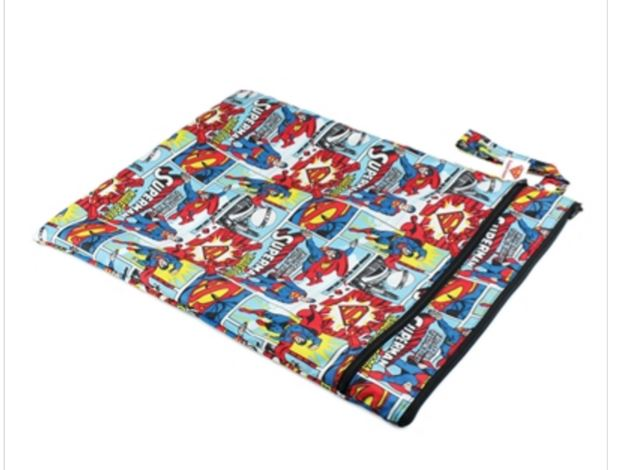 DC comics bag