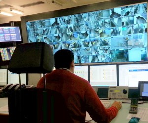 Operations at Vienna International Airport
