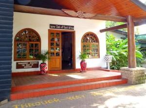 East Africa Aero Club House in Nairobi