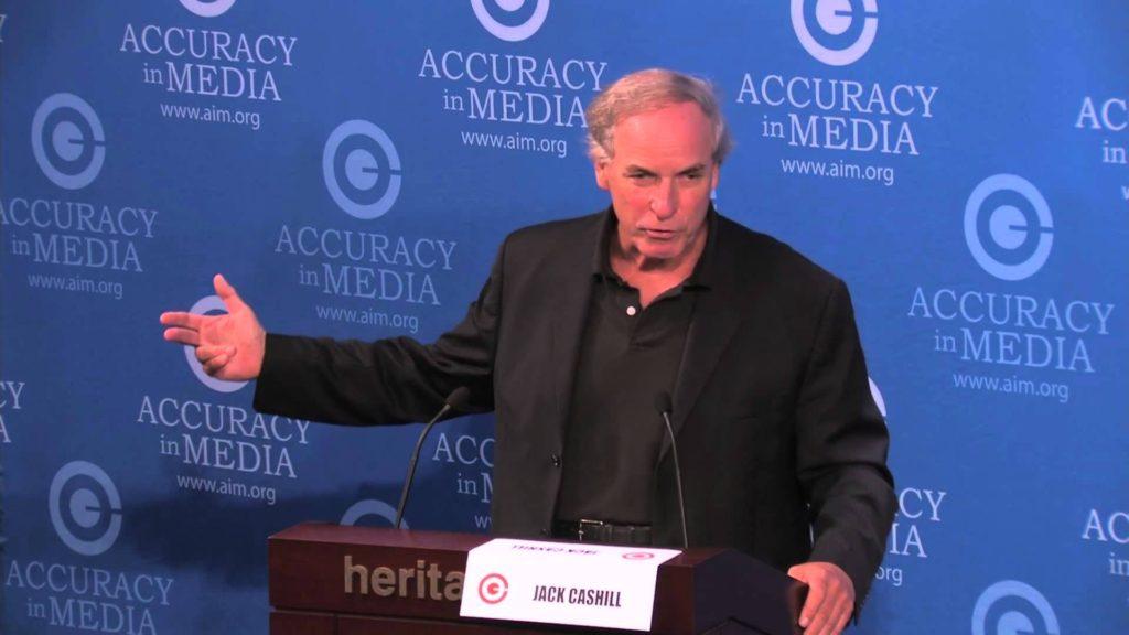 Jack Cashill Accuracy in Media