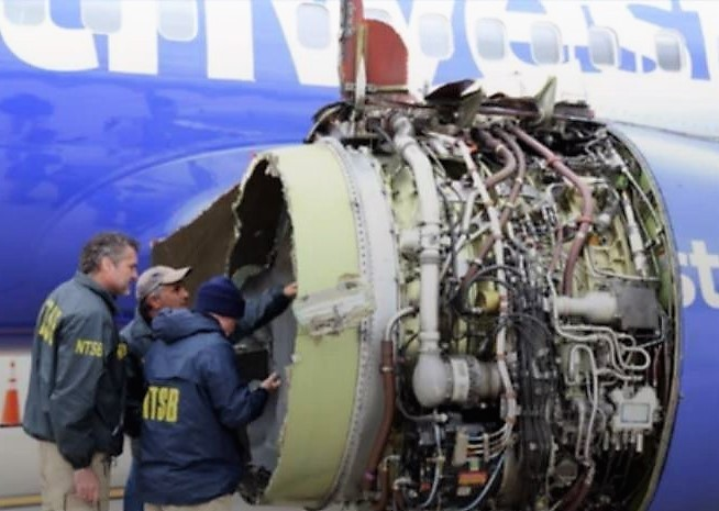 Christine Negroni » NTSB Questions if Tests of 20-Year Old Jet